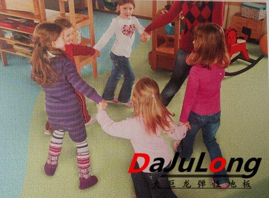 幼儿园为何钟情与儿童弹性